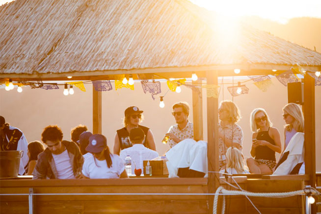 Corona Launches Casa Corona At The Quiksilver & Roxy Pro, With A World Class Activation