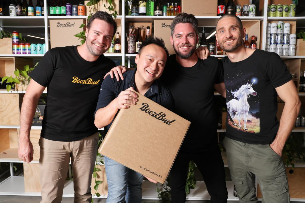 BoozeBud welcomes ZX Ventures to the party