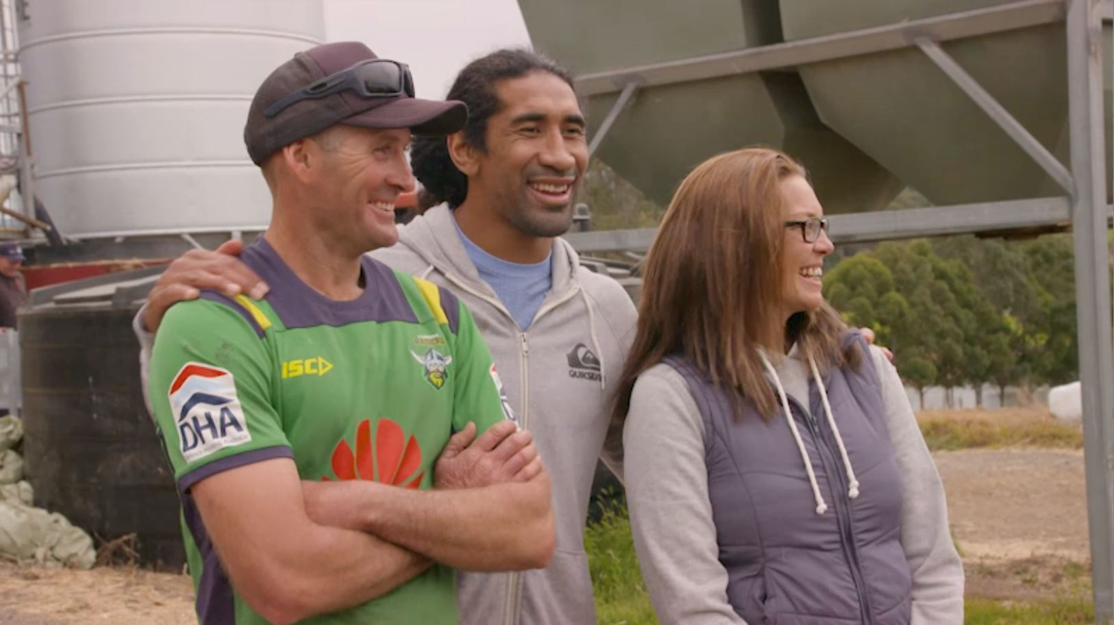 VICTORIA BITTER AND THE NRL REWARD HARD-WORKING FANS IN NEW VIDEO SERIES