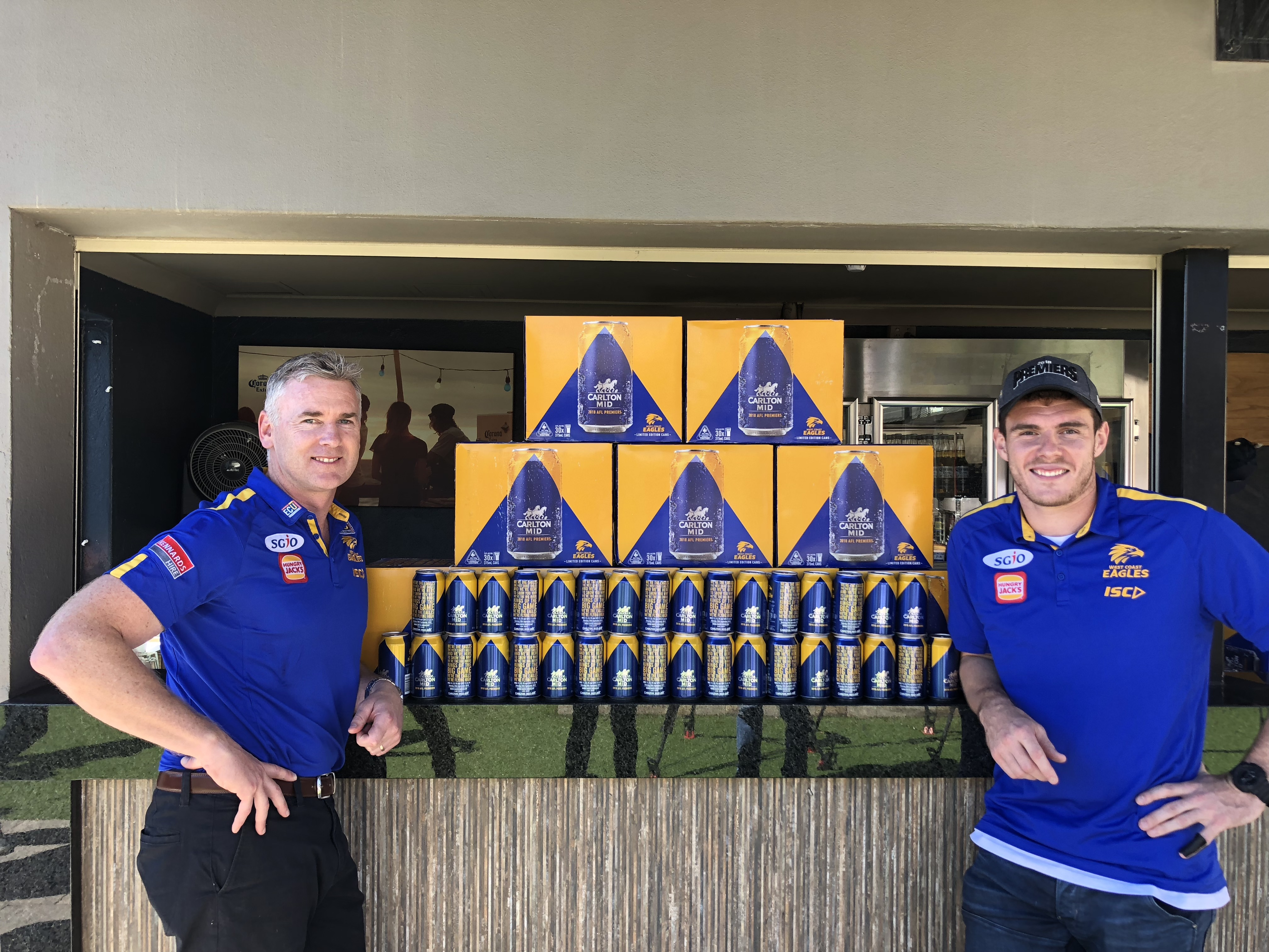 CUB RELEASES WEST COAST CANS TO KEEP THE PREMIERSHIP CELEBRATIONS FLOWING