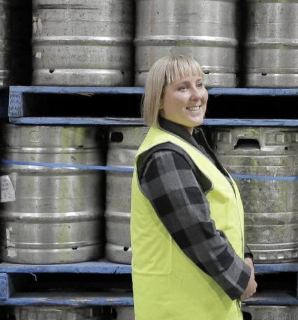 CUB's first female Plant Manager on career and culture – <em>Anita Holdsworth</em>