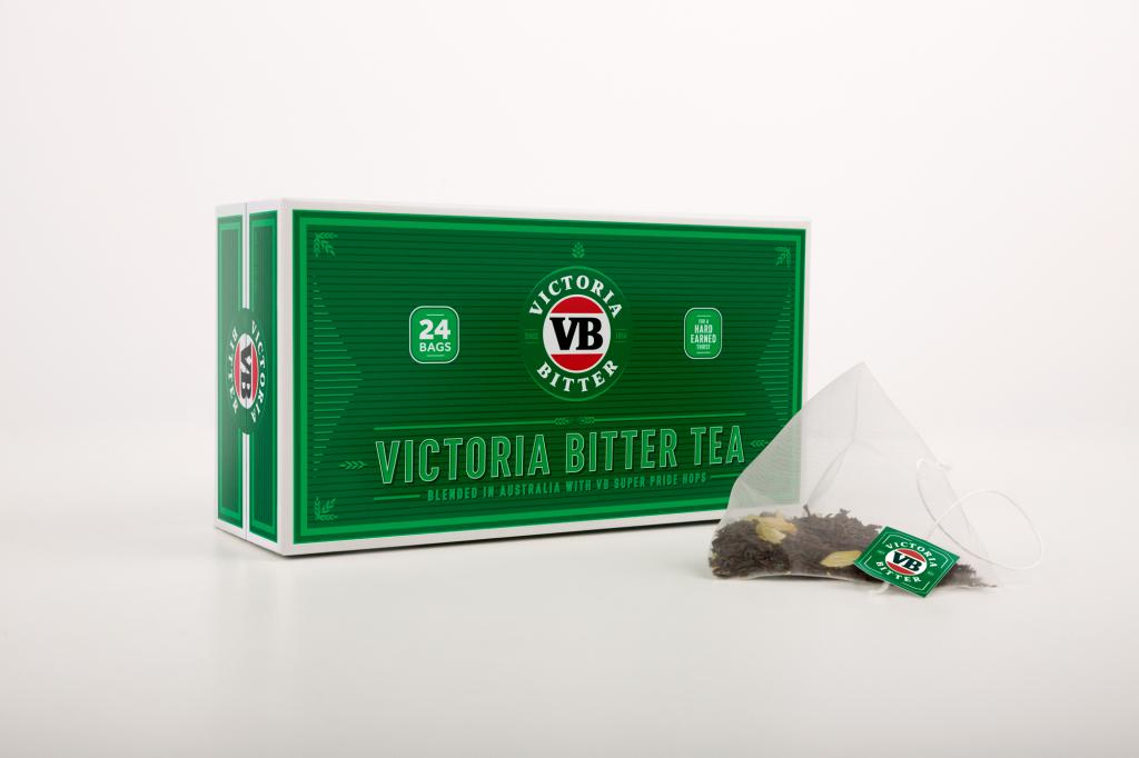 VB Tea hits English breakfast out of the park