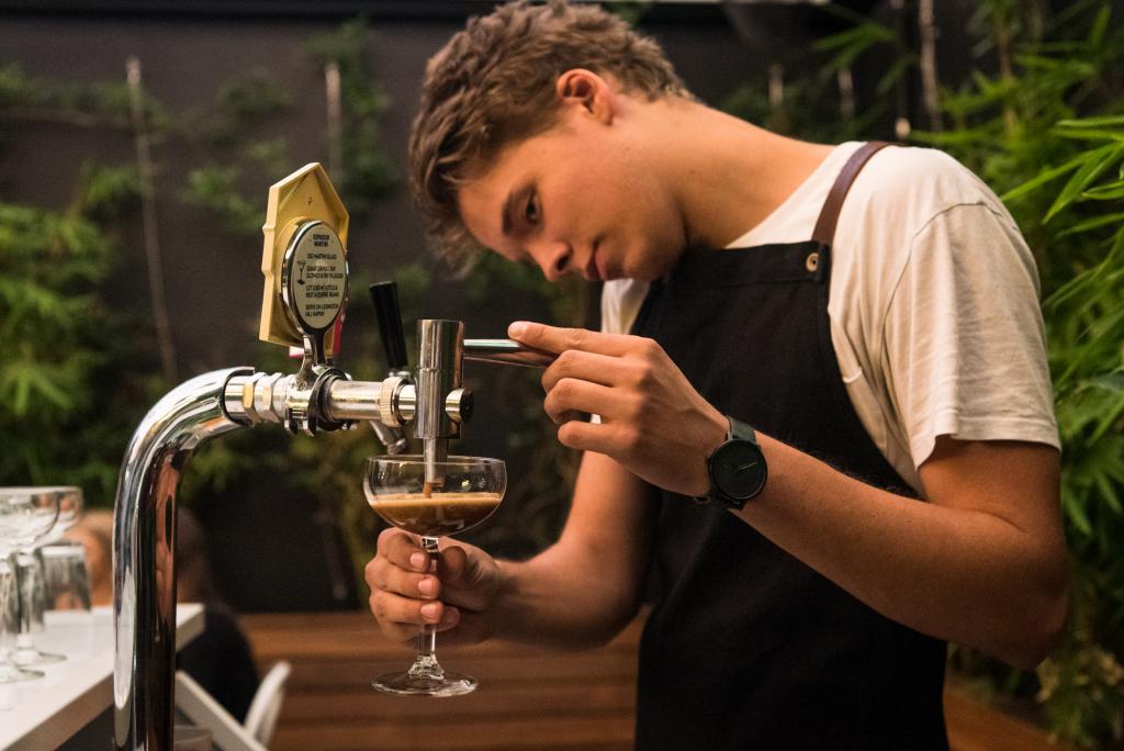 Australian on-tap cocktail range goes global