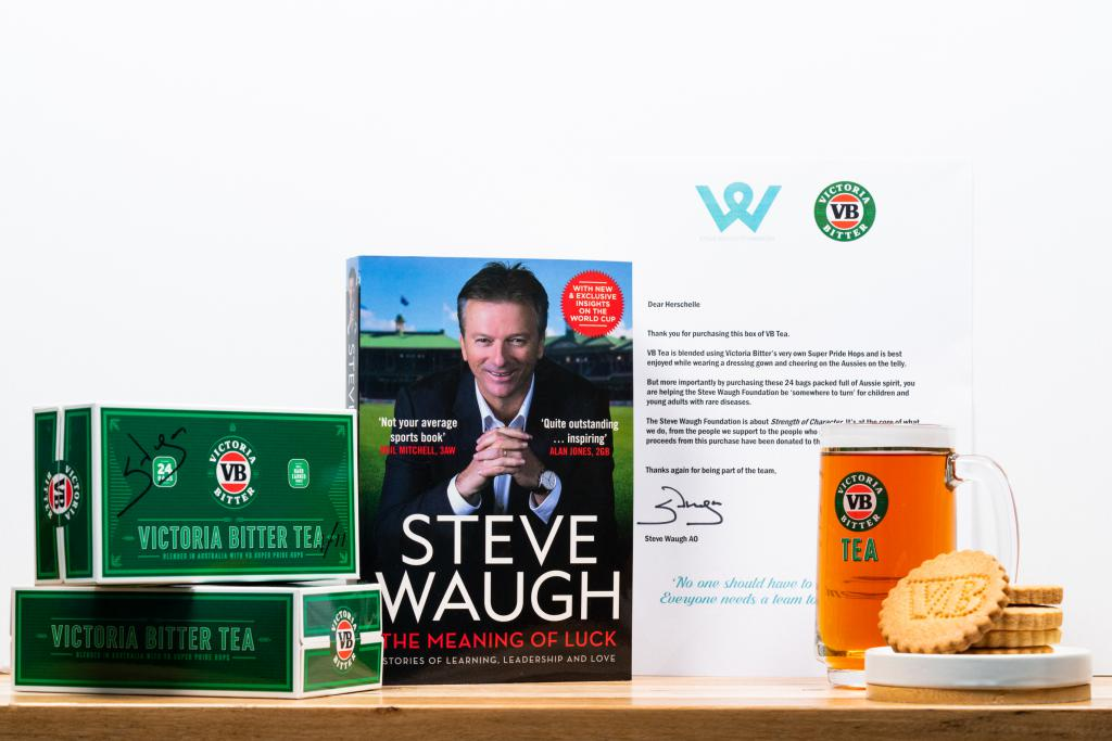 Victoria Bitter and Steve Waugh Foundation to auction off the Last XI